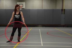 Live to play hoopdance